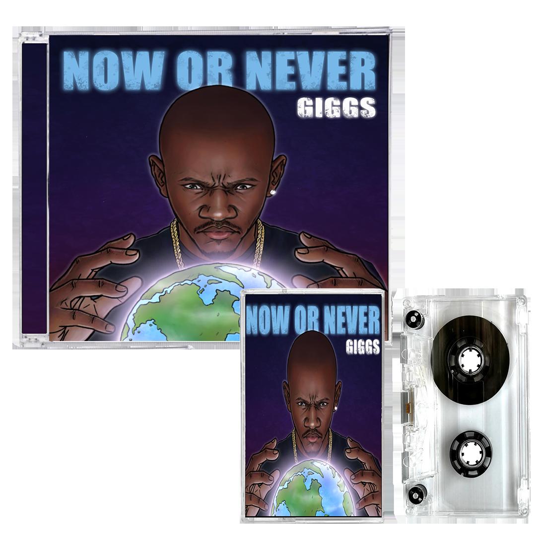 CD + Cassette
